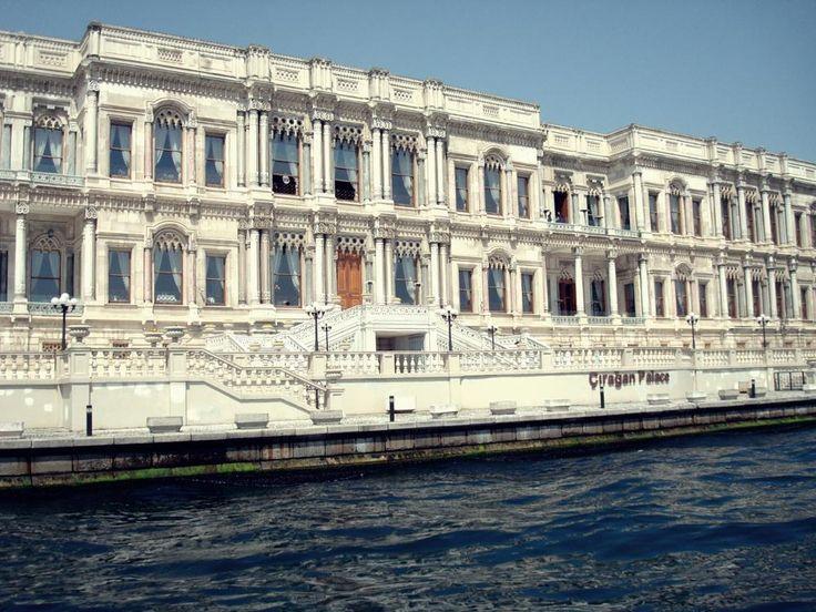 Ciragan Palace by mircea.fotograf.az
