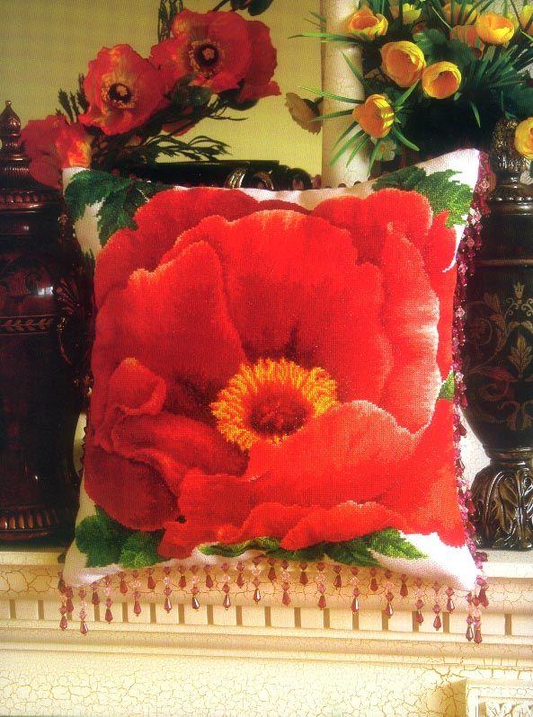 large poppy 8/8