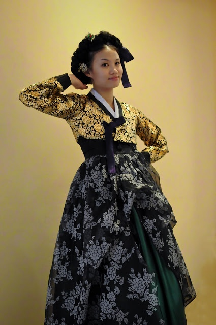 DIY hanbok! Dressed Up Dreams
