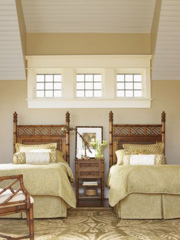 Tommy Bahama Home, Island Estate, West Indies Twin Headboard