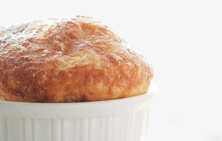 Here's a soufflé recipe by Michel Richard of Citronelle in Washington, D.C. that can stand up for itself. Whip the whites until firm, but stop before they get too stiff.