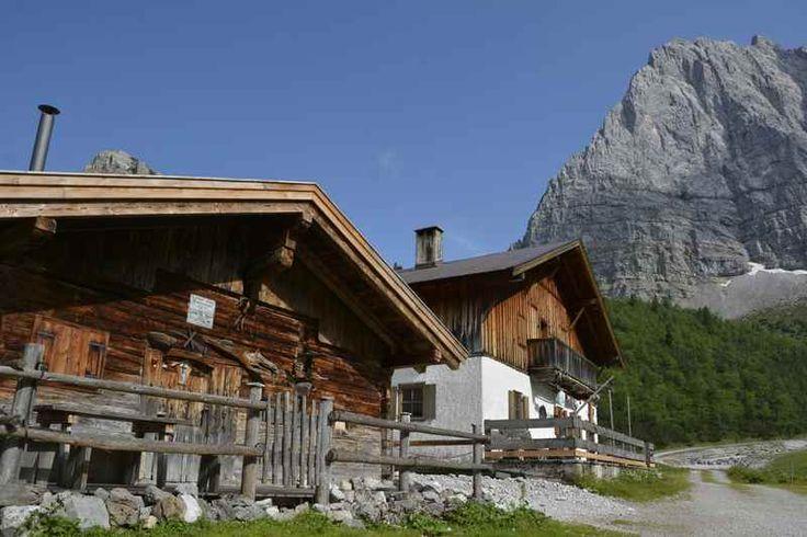 Laliderertal Karwendeltour König Ludwig wandern