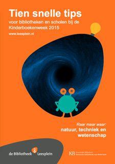Tien snelle tips voor de #Kinderboekenweek 2015