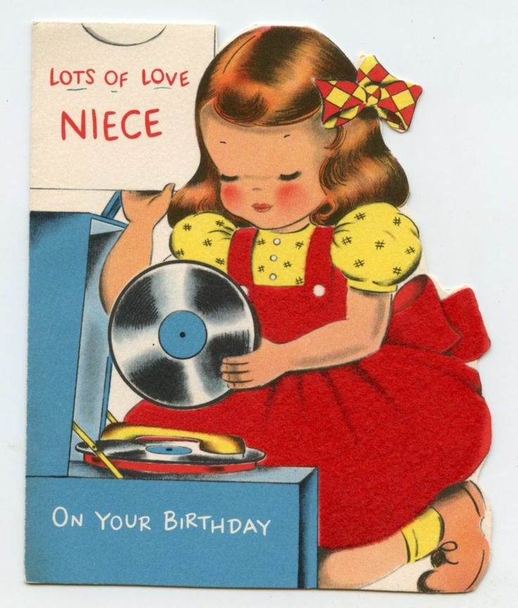 528 best Birthday Vintage images – Birthday Cards Play Music