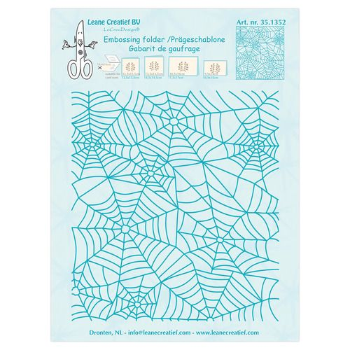 Embosovací kapsa Pavoučí síť