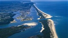 Gippsland Lakes Coastal Park, Attraction, Gippsland, Victoria, Australia