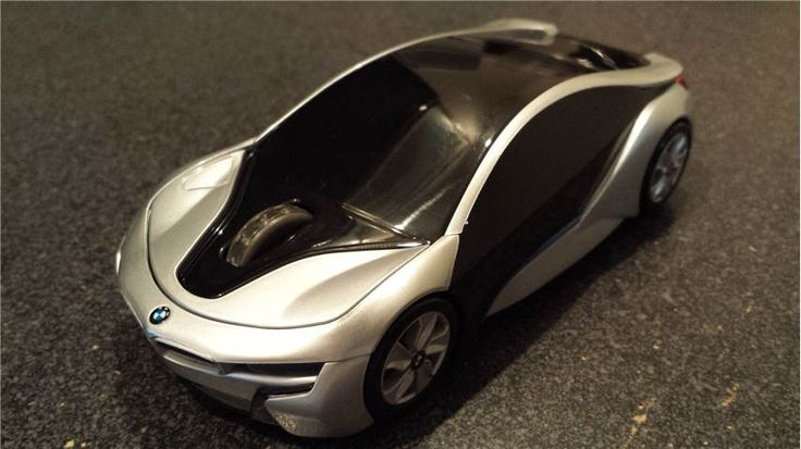 BMW i8 concept wireless computer mouse