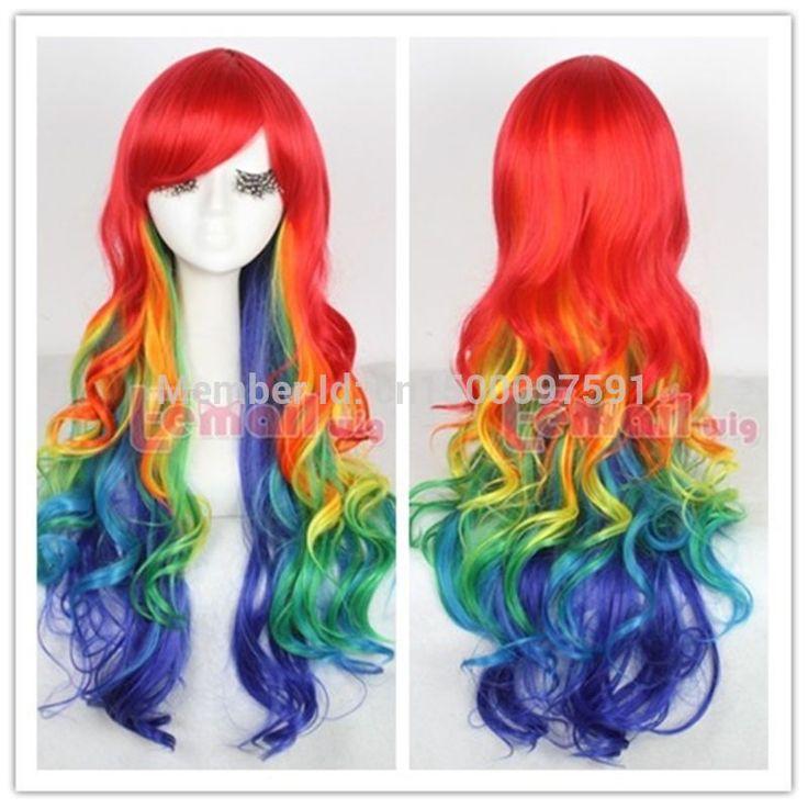 "free Shipping**75cm long Multicolour Rainbow Harajuku Curly Wave cosplay hair wig     #http://www.jennisonbeautysupply.com/  #<script type=\\\""text/javascript\\\"">  amzn_assoc_placement = \\\""adunit0\\\"";  amzn_assoc_enable_interest_ads = \\\""true\\\"";  amzn_assoc_tracking_id = \\\""jennisonnunez-20\\\"";  amzn_assoc_ad_mode = \\\""auto\\\"";  amzn_assoc_ad_type = \\\""smart\\\"";  amzn_assoc_marketplace = \\\""amazon\\\"";  amzn_assoc_region = \\\""US\\\"";  amzn_assoc_linkid…"