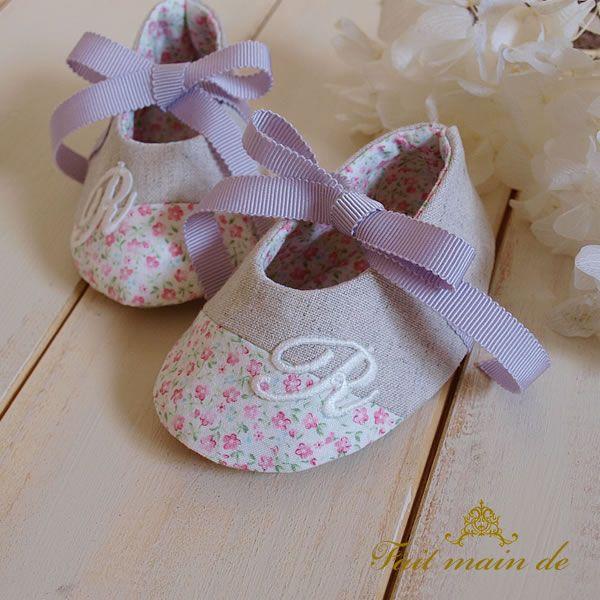 妊娠中に挑戦したい我が子への手作りプレゼント | lovemo(ラブモ ... 一針一針に愛情を込めたファーストシューズ