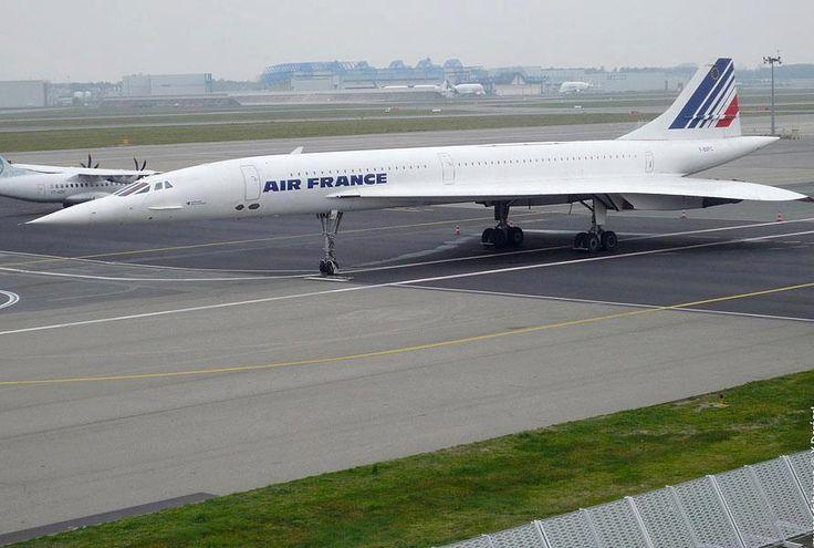 Air France Concorde What a plane !