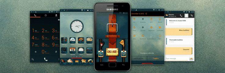 How to Install Avatar v3.1 ROM on Galaxy S3 I9300 Jelly Bean Custom ROM
