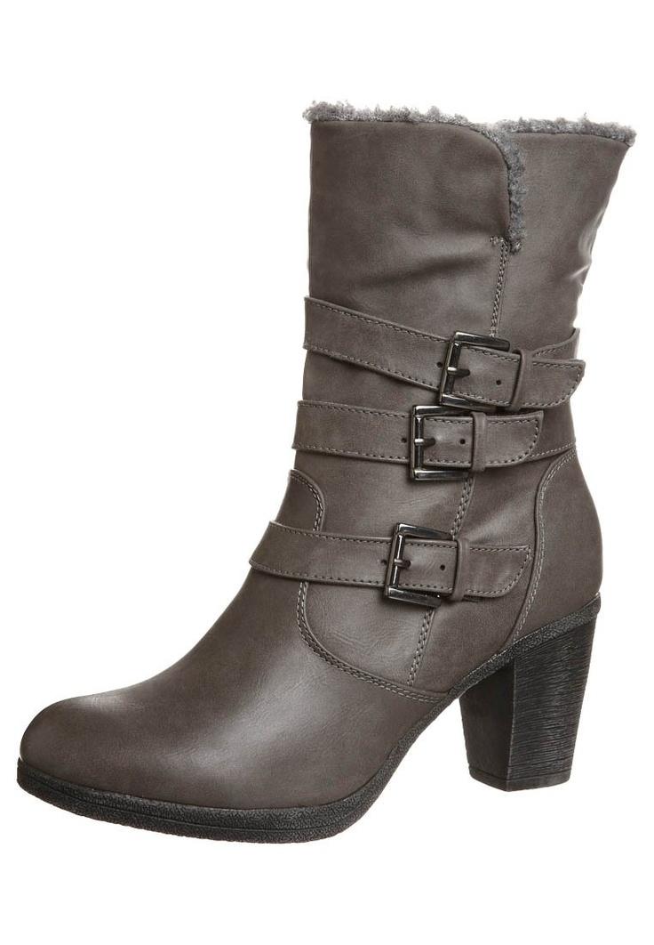 Støvletter - grå