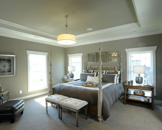 8 Best Master Bedroom Trey Ceiling Paint Images On Pinterest Trey Ceiling Ceiling Color And