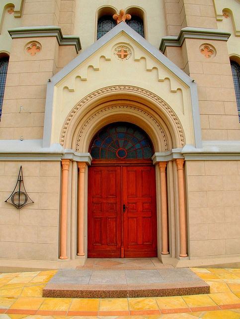 Igreja Luterana, Santa Cruz do Sul, RS, Brasil