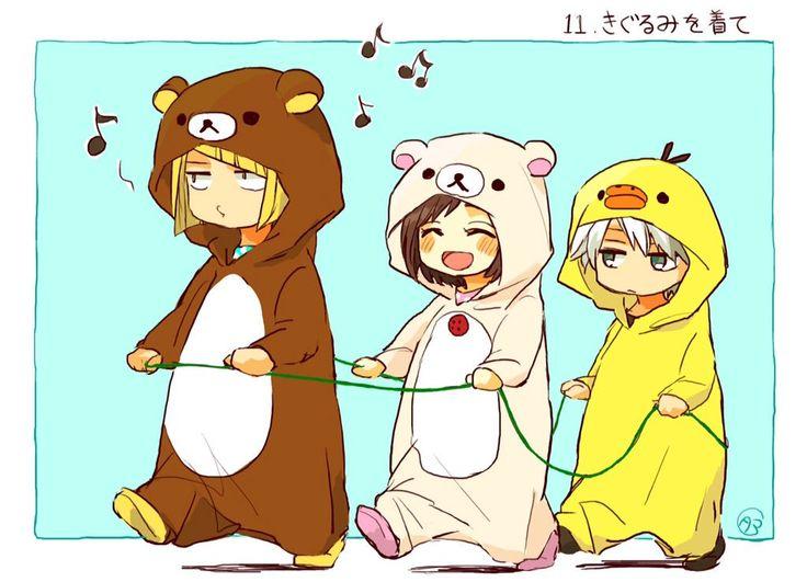 LOL. Hirako - Momo - Toshiro