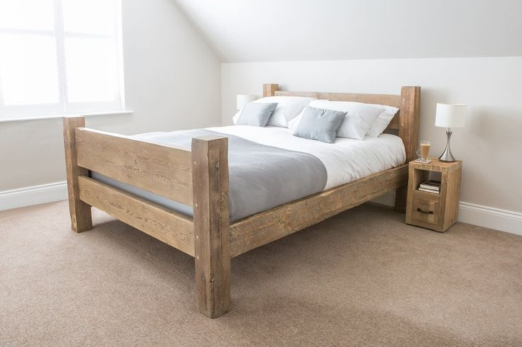 Hudson Bed With Footboard-SR