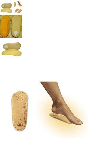 97af72f399 Insoles 169284: Tacco 650 3 4 Elastic Orthotic Arch Support Leather Shoe Insoles  Inserts -> BUY IT NOW ONLY: $12.45 on #eBay #insoles #tacco #elastic ...