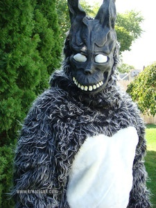 SCARY. Frank The Bunny Halloween Costume Donnie Darko Scary | eBay #ebay #halloween