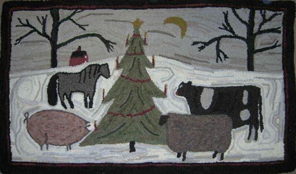 barnyardchristmasnew_JLee.jpg Janice Lee!600×352 pixels, love this!