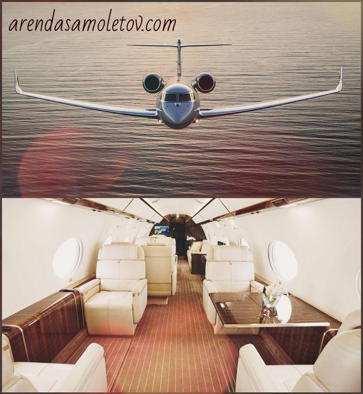 Самый роскошный бизнес-джет в мире - Gulfstream G650. Цена-качество соответствуют уровню! Gulfstream G650 считается лучшим самолетом в деловой авиации на сегодняшний день: шикарный, комфортный салон, техническое качество, новейшие технологии, скорость полета. На борту этого самолета удобно размещаются 8 человек, летит он на расстояние почти 13000 км. #арендасамолета #арендачастногосамолета #GulfstreamG650 #арендоватьсамолет #заказсамолета #частныеперелеты #arendasamoletov #arendasamoletovcom