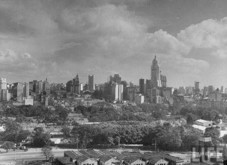 São Paulo em 1947