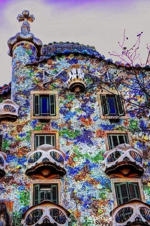 26 best images about casa batll by gaud on pinterest - Top casas rurales espana ...