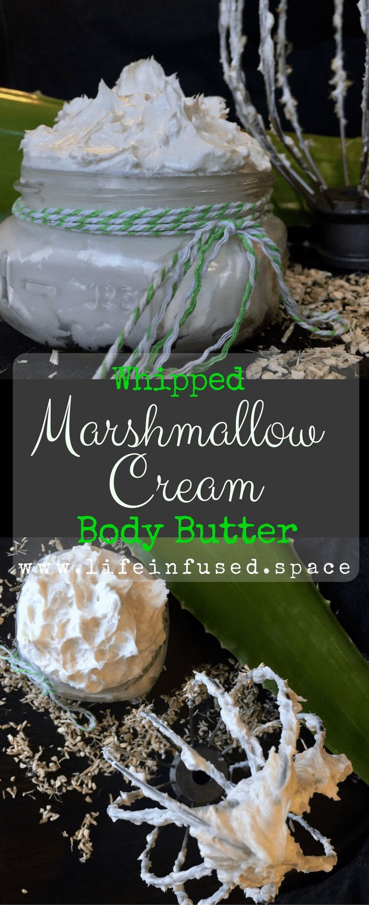 Although this marshmallow cream both looks and sounds edible, it's totally designed to quench your thirsty skin, not your appetite!  Body butters – whipped body butters to be specific, …
