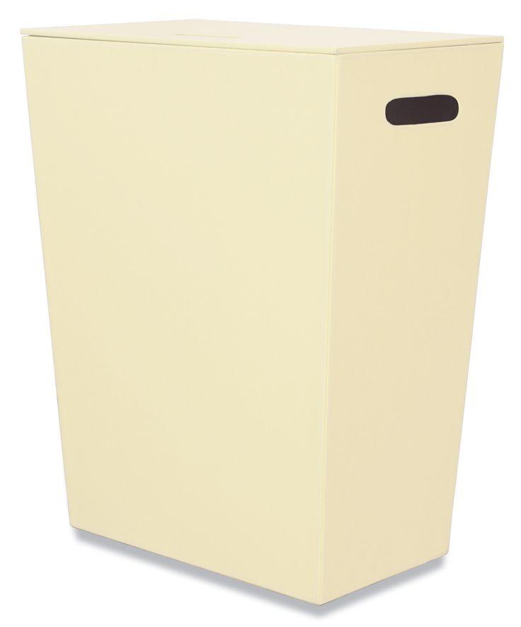 Best 25 laundry basket with lid ideas on pinterest - Corner hamper with lid ...