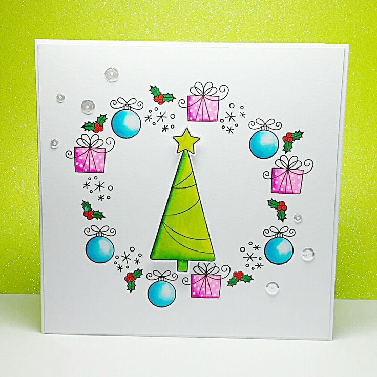 110 best Christmas Cards images on Pinterest Christmas cards, Card