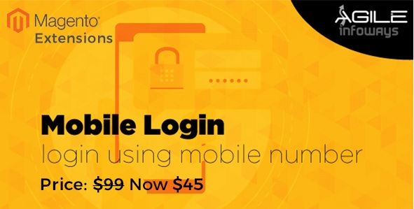 "Configure #MagentoExtension: Integrate ""Login using Mobile Number"" extension to your #MagentoPortal or #EcommerceStore to give easy access to your premium clientele. Get it Now. #EcommerceExtension #Extension #Plugins #MagentoPlugins #MagentoExtensions"