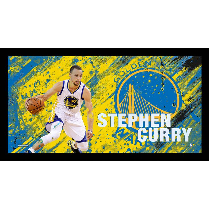 Stephen Curry Brushstroke 10X20 Framed Collage - This is an framed 10x20 collage of Basketball Stephen Curry. It would make a great addition to any fans collection and it is perfect for autographs. Gifts > Collectibles > Nba Memorabilia. Weight: 1.00