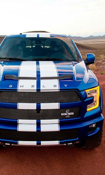 2016 Shelby F150