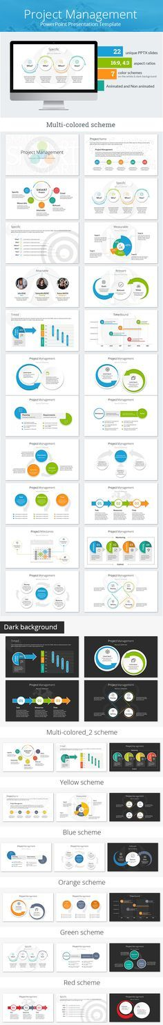 The 25+ best Project management dashboard ideas on Pinterest - project status report excel