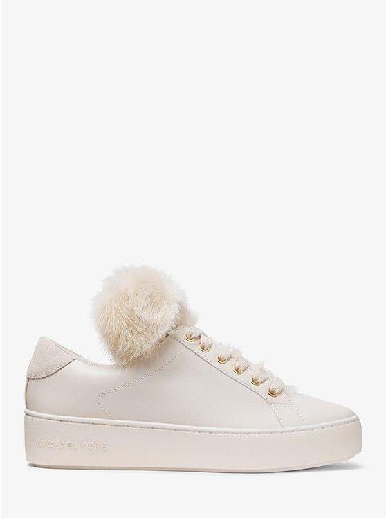 MICHAEL Michael Kors Mindy Faux Fur and