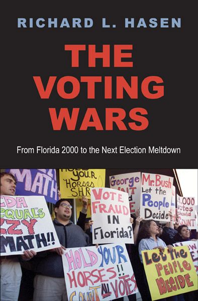 The Voting Wars by Richard L. Hasen (2012). Analyzes the battles over election registration, voting, and vote counting since 2000. Reports on the rising number of election-related lawsuits and charges of voter fraud. Argues for greater uniformity and nonpartisanship in election rules and procedures.