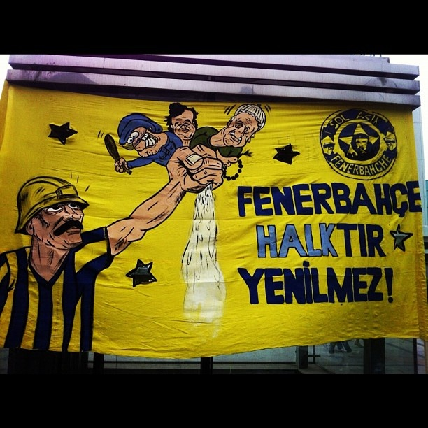 Fenerbahçe Yenilmez !