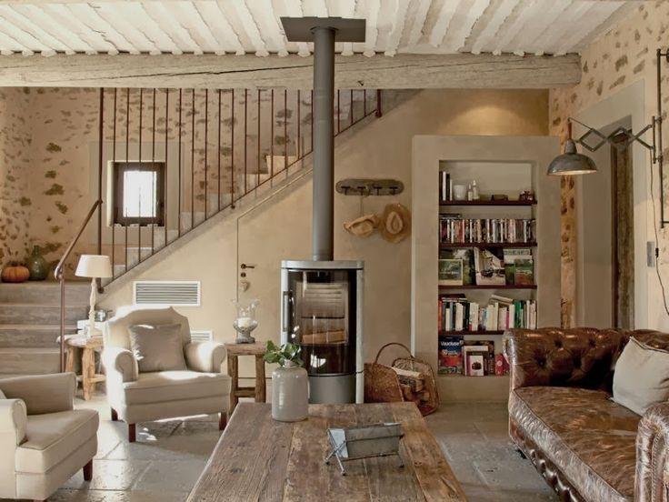 21 best Plafond poutres images on Pinterest Cottages, Arquitetura