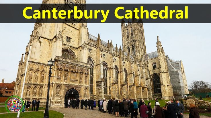 Best Tourist Attractions Places To Travel In UK-England | Canterbury Cathedral Destination Spot - Tourism In UK-England
