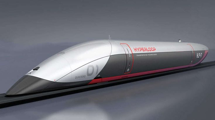 Hyperloop Transportation Technologies unveiled at the World Economic Forum in Davos, Switzerland, their upcoming first track.  On the Hyperloop TT, passengers and goods will travel in pressurized capsules floating on a frictionless magnetic cushion within the tubes.  Capsules