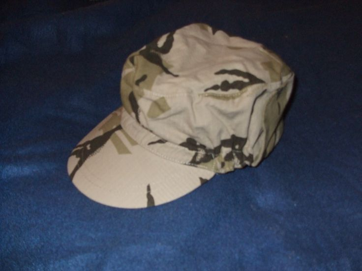 Portuguese Air Force Arid/Desert combat cap.