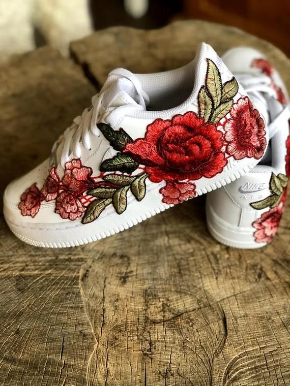 air force 1 rosa e rosse