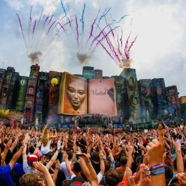 Tomorrowland 2012  #tomorrownland #tomorrowland2012