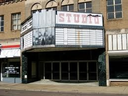 """""""THE STUDIO THEATER"""" on Central Ave. Middletown, Ohio"""