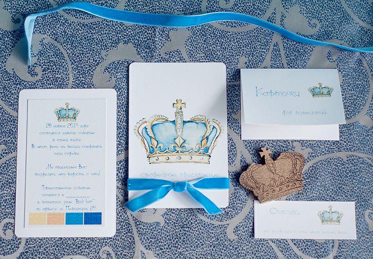 Пригласительные на свадьбу, карточки для пожеланий и благодарность гостям нарисованы акварелью и напечатаны на дизайнерской бумаге
