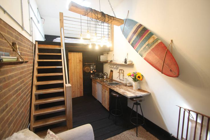 Check out this awesome listing on Airbnb: 'Woodmans Snug' Cosy annex Lewes, nr…