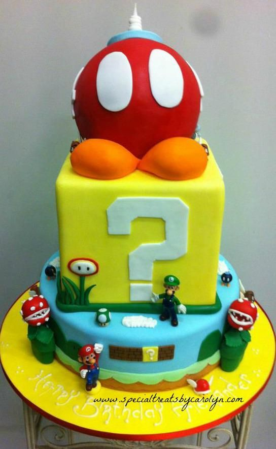 All the fun of the game included in this special cake!