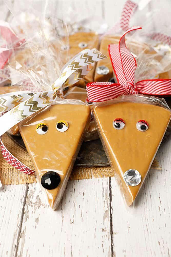 Twin Caramel Fudge Reindeer - Thermokitchen