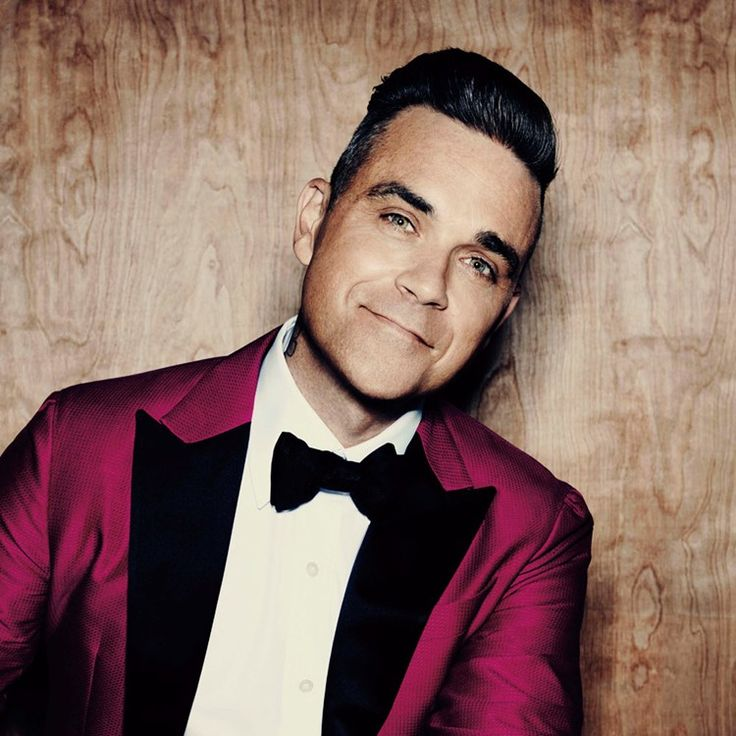 Robbie Williams tickets and tour dates