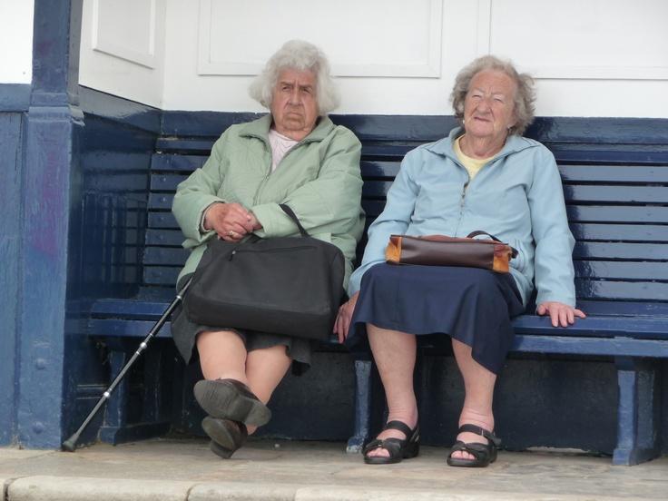 Best of british grannies part 4 - 5 7