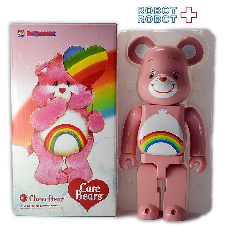 BE@RBRICK #ベアブリック 400 Care Bears #ケアベア Cheer Bear  #Be@rbrick 400% #CAREBEARS #メディコム #メディコム買取 #ベアブリック買取 #アメトイ #アメリカントイ #おもちゃ#おもちゃ買取 #フィギュア買取 #アメトイ買取#vintagetoys #ActionFigure #中野ブロードウェイ #ロボットロボット #ROBOTROBOT #中野 #WeBuyToys